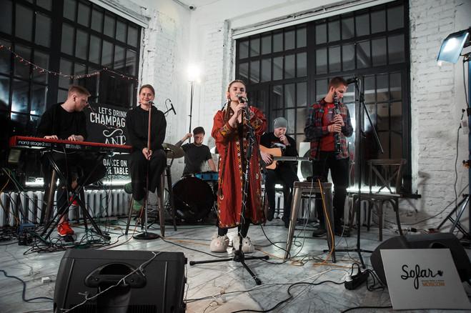 SOFAR SOUNDS MOSCOW SHOO