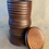 Thumbnail: John - Small Sapele canister