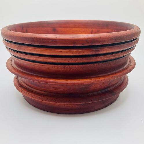 John - Medium Padauk Bowl