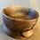 Thumbnail: John - Decorative Knotted Maple Bowl
