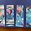 Thumbnail: Set of 4 Bookmarks