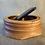 Thumbnail: John - Black Cherry Wood Smart Phone Amplifier