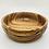 Thumbnail: John - Shallow Medium Zebra Wood Bowl