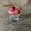 Thumbnail: Tiny Orange Butterfly jar