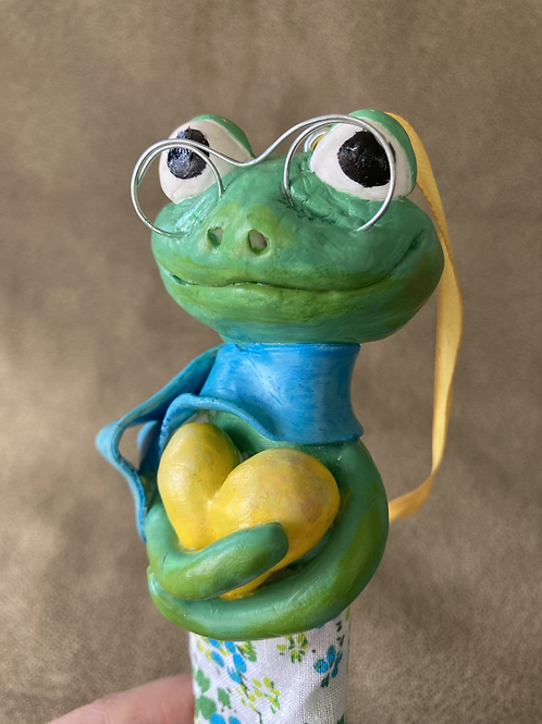 Lila the Frog