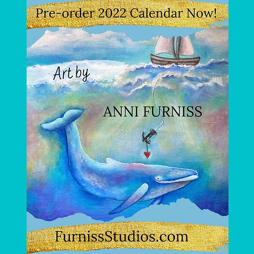 Anni - 2022 Pre-Order Art Calendar