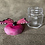 Thumbnail: Tiny Pink Butterfly jar