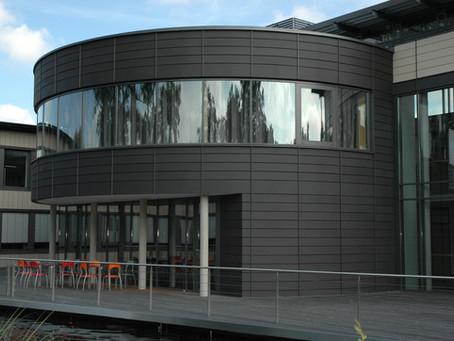 Stadtwerke Lingen: zeitlose Architektur mit hohem technischen Anspruch