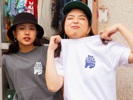 AMAKUBO1 T-shirts Vol.2 feat. tact sato
