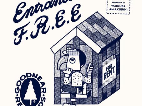 """SPRA 2nd Album """"Entrance F.R.E.E"""