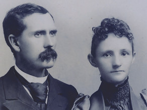 The Melvina Munds and Myron Carrier Family, Munds Park Pioneers