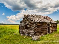 Historic Brolliar Homestead Cabin (Sept. 2017)
