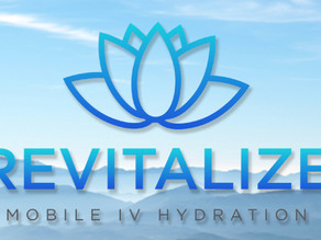 Revitalize Mobile IV Hydration NOW in MUNDS PARK!