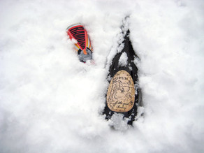 How to Bury Your Wine in the Snow and Other Fun Boozy Tips