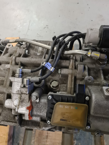 Sportshift-Getriebe Reparatur