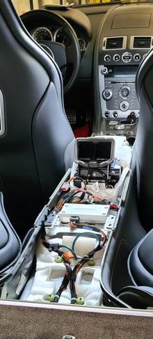 Installation Apple CarPlay und DAB+