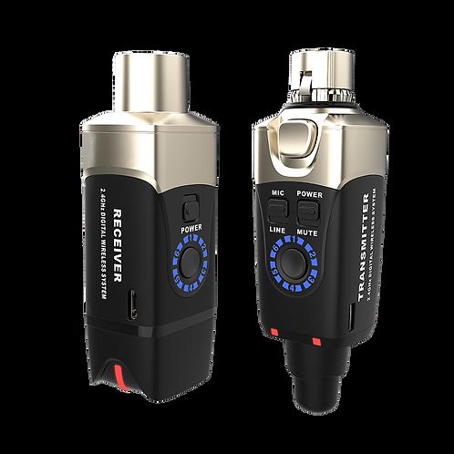 Xvive U3 Dynamic Microphone Wireless System