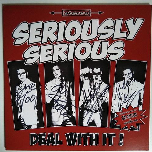 Deal With It - Vinyl