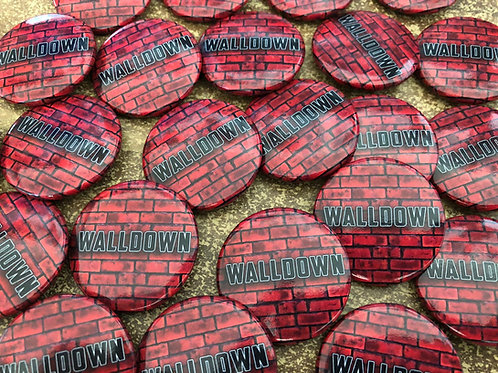 Badge Walldown