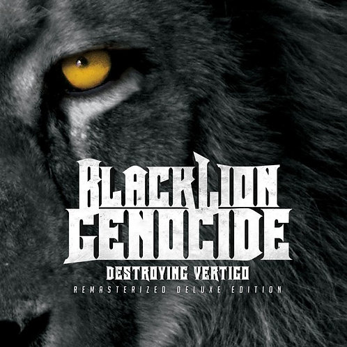 Black Lion Genocide - Destroying Vertigo