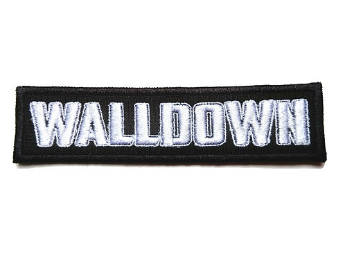 Patch Walldown