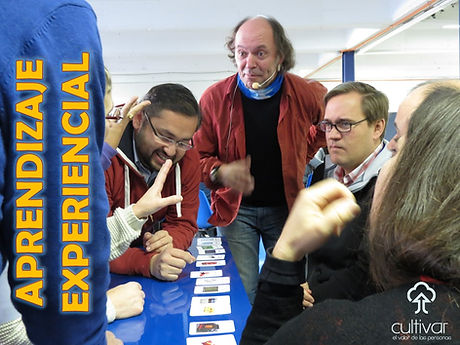 Aprendizaje experiencial, Jorge Frigerio