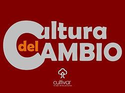 Cultura del Cambio. Jorge Frigerio