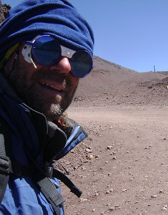 Jorge Frigerio. Cruce d Los Andes