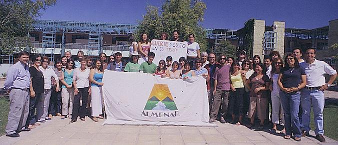 Colegio Almenar del Maipo.