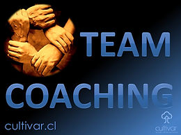 Team Coaching. www.cultivar.cl