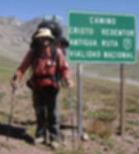 Jorge Frigerio. Cruce de Los Andes.