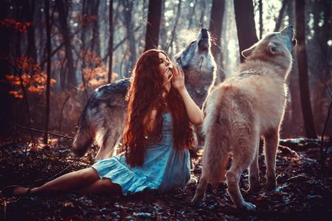 Die Natur reicht uns die Hand, sie lädt uns ein und kann uns mit ihren verschiedenen Facetten verzaubern... doch wir fürchten ihre Stille und fliehen in die Städte, wo wir uns zusammendrängen wie eine Herde Lämmer beim Anblick des Wolfes.