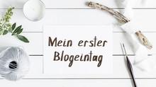 Mein erster Blogeintrag
