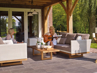 What are important features about your deck or patio?