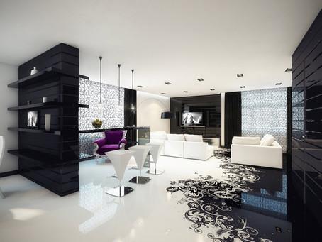 Elegant Flooring Design