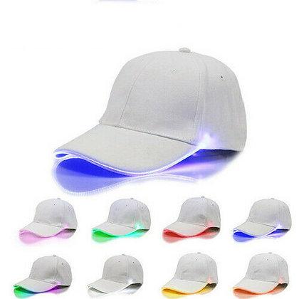 New LED Glowing Baseball Hat Cap