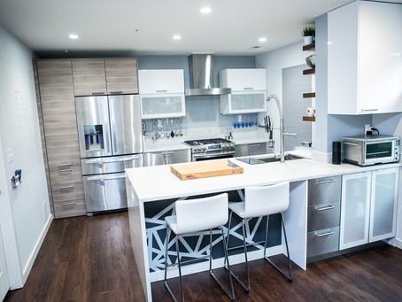 Karma Home Designs won a National Association of Remodeling Industry Award