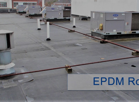 EPDM Roofing for Flat Roofs
