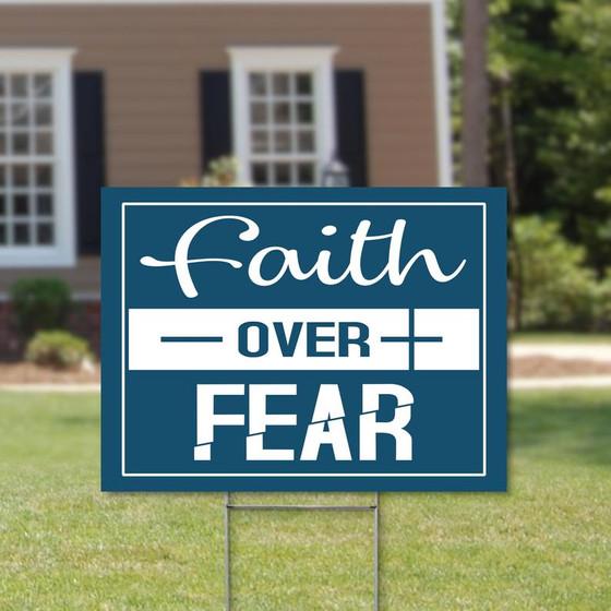 Faith over Fear?