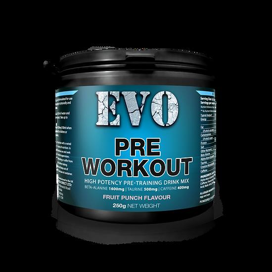 EVO Pre-workout Powder