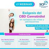 Exégesis del CBD Cannabidiol en epilepsia de niños y adolescentes