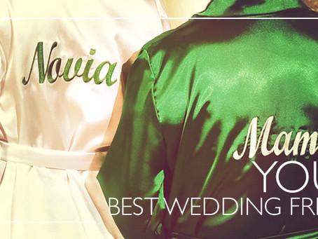 ¿Es tu boda o la de tu mamá?