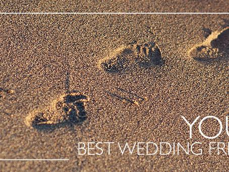 Los babysteps de mi boda