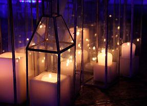 Le Glam Mariage - Iluminacion