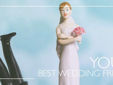 Los riesgos de no involucrar a mi novio en la boda