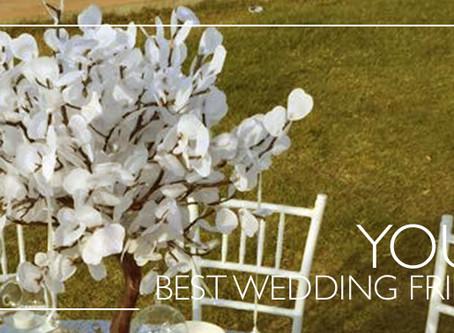 Un mágico jardín para tu boda
