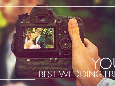 Confía el registro de tu boda al lente correcto