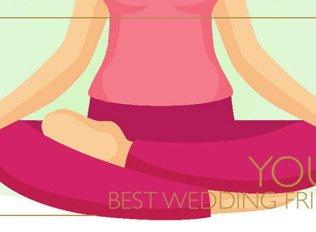 Mantén tu estado zen en tu boda