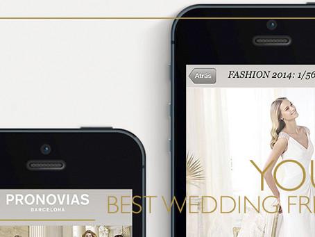 Apps de boda, las mejores amigas de una novia tecnológica