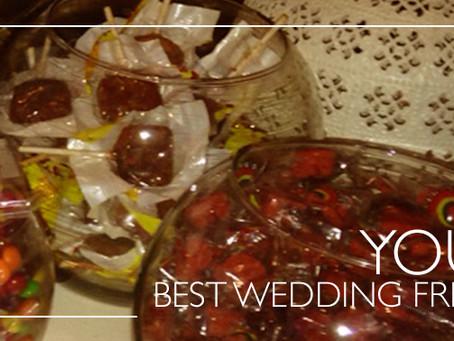 El dulce complemento que le faltaba a tu boda